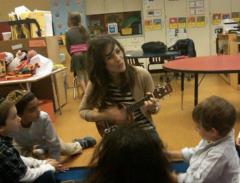 Bekah musical guest