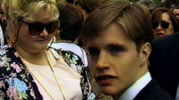 Matt and his Mom, Judy Shepard.