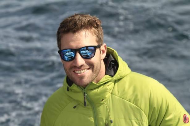Yogi Roth sailing Cape Horn February 2014